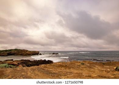 Warrnambool Beach Rock Formations