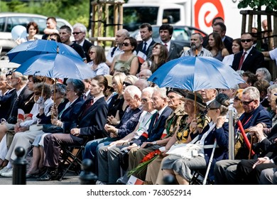 Warsaw, Poland - 1 August 2010 :National Day of Remembrance of the Warsaw Uprising -The insurgents