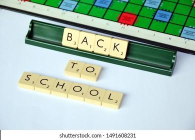 Scrabble Images, Stock Photos & Vectors | Shutterstock
