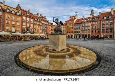Warsaw, Poland (Capital)