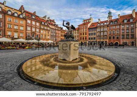 Warsaw Poland Capital