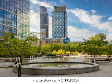 Warsaw Tower Images, Stock Photos & Vectors | Shutterstock