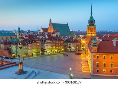 Warsaw Royal Castle Poland