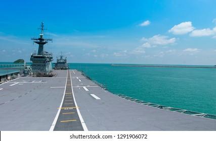 Warship aircraft carrier
