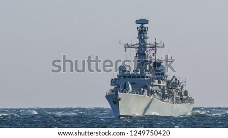 WARSHIP The ship returns