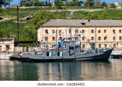 warships in sevastopol