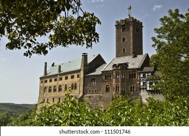Wartburg UNESCO, Germany