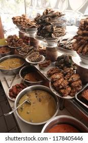 Warung Nasi Padang - Indonesian Traditional Food