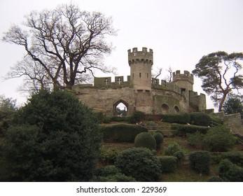 Warwick Castle Keep