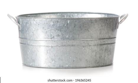 wash basin isolated on white background