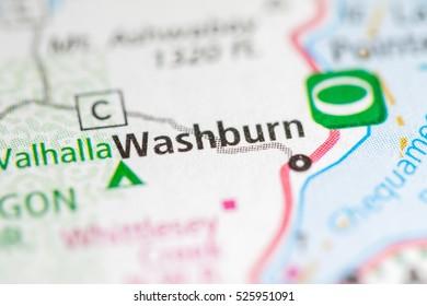 Washburn. Wisconsin. USA