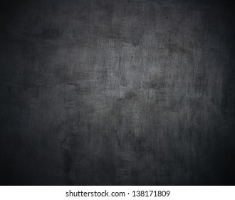 A washed school or university blackboard