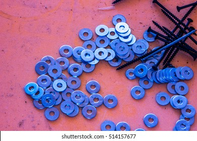washers and screws