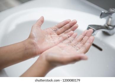 Washing Hands, Global Handwashing Day