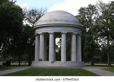 WASHINGTON, DC - 19 JUN: National Mall and Memorial Parks in Washington, DC, the United States on 19 June 2017