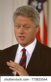 """Washington, DC.  1997 President William Jefferson Clinton.  William Jefferson """"Bill"""" Clinton  is an American politician who served from 1993 to 2001 as the 42nd President of the United States."""
