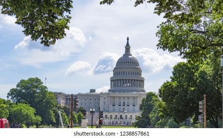 Washington, DC Capital Building