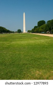 Washington, D.C.,  is the capital of the United States. Washington (the city) covers the same area as (i.e. is coterminous with) the District of Columbia.