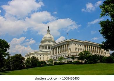 Washington DC Capitol Building United States