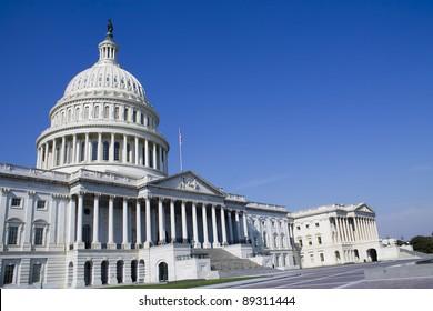 Washington DC, Capitol Building, USA