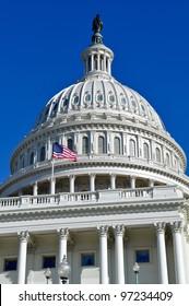 Washington DC Capitol Hill Dome