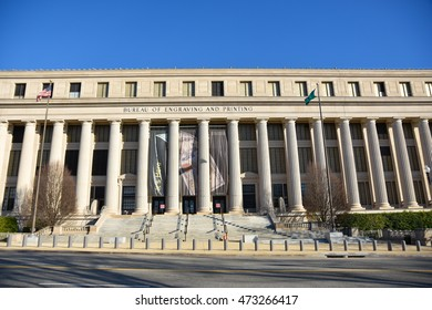 Bureau of engraving and printing images stock photos & vectors