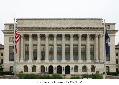 Washington DC - The Department of Agriculture building