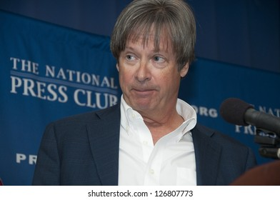 WASHINGTON, DC - FEB. 1: Humorist and author Dave Barry speaks about his new book at the National Press Club, February 1, 2013 in Washington, DC