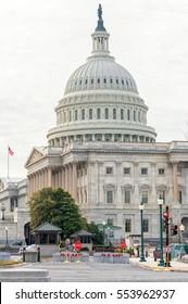 WASHINGTON, D.C. - JANUARY 10, 2014: Washington Capitol