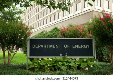 WASHINGTON, DC - JULY  17: The Department of Energy in Washington, DC on July 17, 2015.