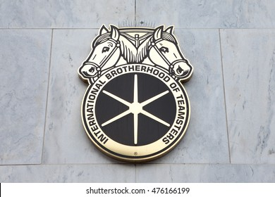 WASHINGTON, DC - NOVEMBER 12: International Brotherhood of Teamsters Headquarters in Washington, DC on November 12, 2015.