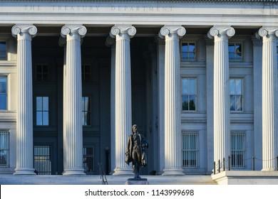 Washington DC - Treasury Department