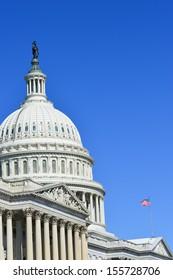 Washington DC - United States Capitol Building