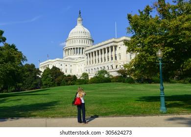 Washington DC - US Capitol
