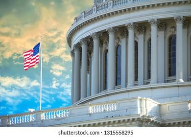 Washington DC - US Capitol building