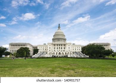 Washington DC, US Capitol building