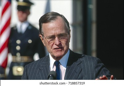 Washington, DC. USA, 1990