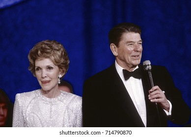 Washington DC. USA, 20th January, 1985