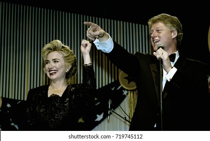 Washington DC. USA, 20th January, 1993