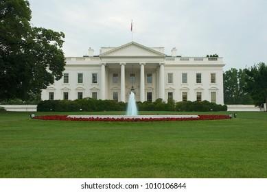Washington DC. USA, 22nd June, 2012The White House North Lawn.