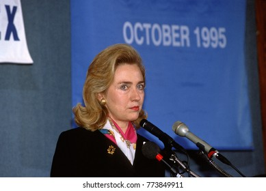 Washington, DC. USA, 27th September, 1995