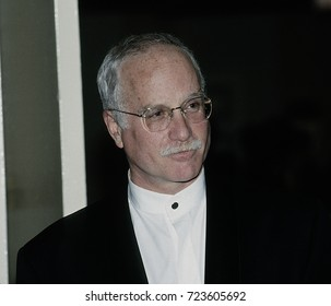 Washington, DC. USA, April, 1994 Richard Dreyfuss attends the White House Correspondents dinner at the Washington Hilton Hotel