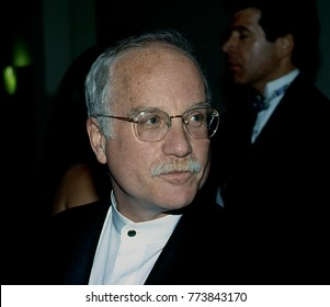 Washington, DC. USA April,  1994 Richard Dreyfuss at the White House Correspondents AssociationDinner. At the Washington Hilton Hotel