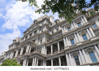 Washington DC, USA. Eisenhower Executive Office Building.