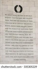 WASHINGTON, DC, USA - MARCH 18, 2015: Jefferson Memorial.