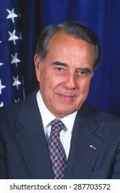 WASHINGTON, DC, USA - U. S. Senator Bob Dole (R-Kansas). March 7, 1995