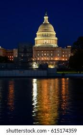Washington DS USA Capitol