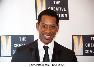 WASHINGTON - JANUARY 21: Orlando Jones arrives at the Creative Coalition inaugural ball on January 21, 2013 in Washington, DC.