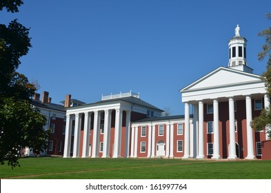 Washington and Lee University in Lexington Virginia