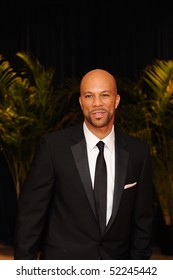 WASHINGTON MAY 1 - Common arrives at the White House Correspondents' Association Dinner May 1, 2010 in Washington, D.C.